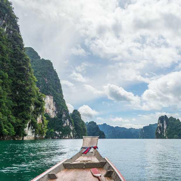 Weg van het massatoerisme in Thailand