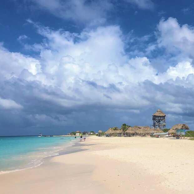 Een dagtocht met de boot naar het paradijselijke Klein Curaçao