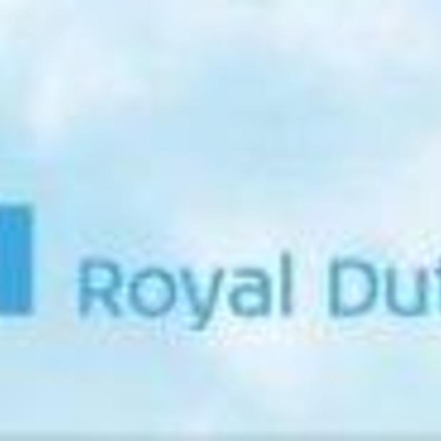 à la carte catering bij KLM