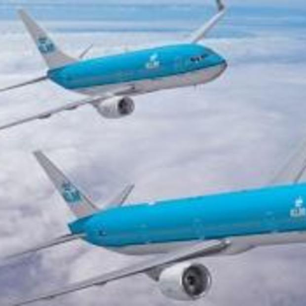 Groter marktaandeel KLM