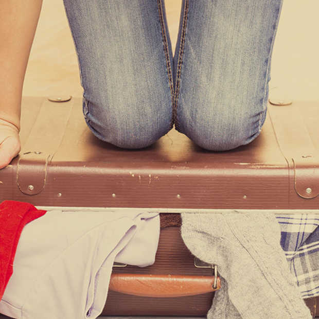 Drie handige hacks voor het inpakken van je koffer