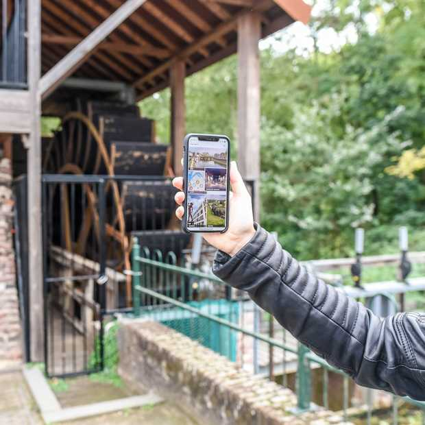 Nieuwe app 'Langs Sporen' laat je bijzondere plekjes in Limburg ontdekken