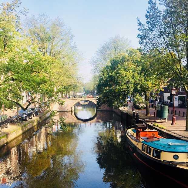 Vier de lente met een weekendje Amsterdam!