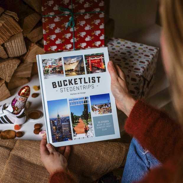 Het leukste sinterklaascadeau van 2020: Bucketlist Stedentrips