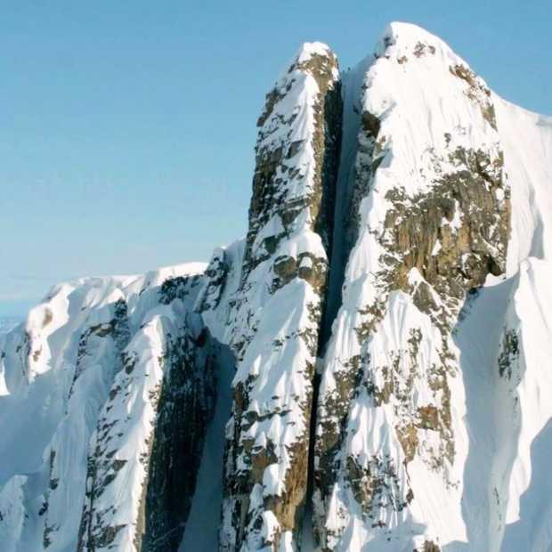 Must see: skiër Cody Townsend maakt de meest bizarre afdaling van zijn leven