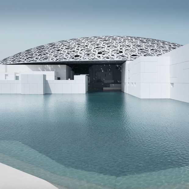 Abu Dhabi heeft nu ook een Louvre!