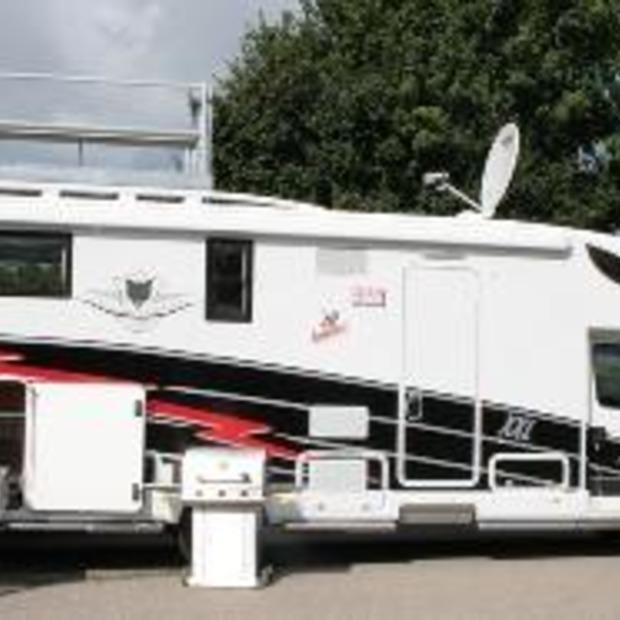 Männermobil: kamperen voor mannen