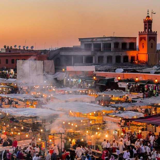 Een bijzondere stedentrip naar Marrakech