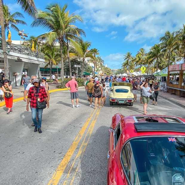 Ocean Drive in Miami: de straat die je nóóit meer vergeet