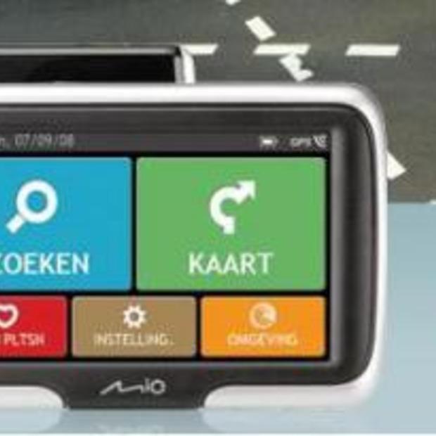 Mio lanceert twee nieuwe navigatiesystemen