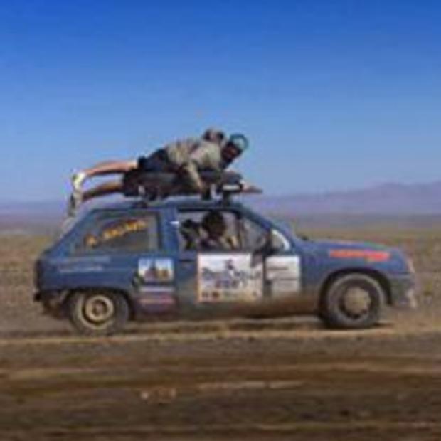 Mongol Rally 2010
