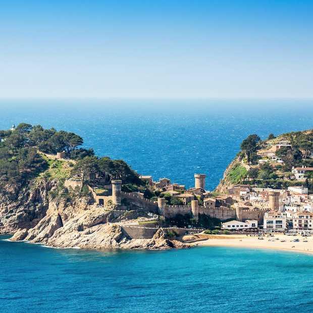 Vijf pittoreske dorpjes aan de Costa Brava