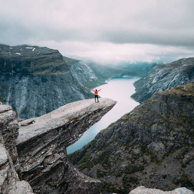 The Norway Trail: de meest spectaculaire hike door Noorwegen