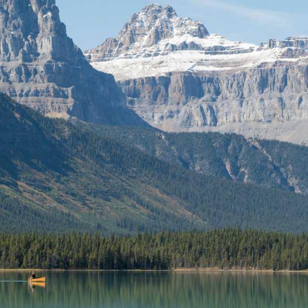 De 7 mooiste meren in de Canadese Rockies