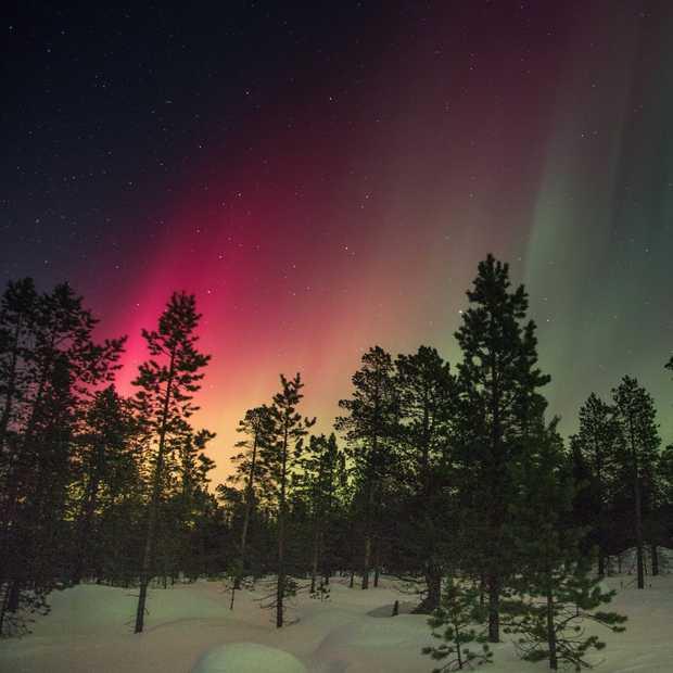 De 5 mooiste plekken om het noorderlicht te zien!