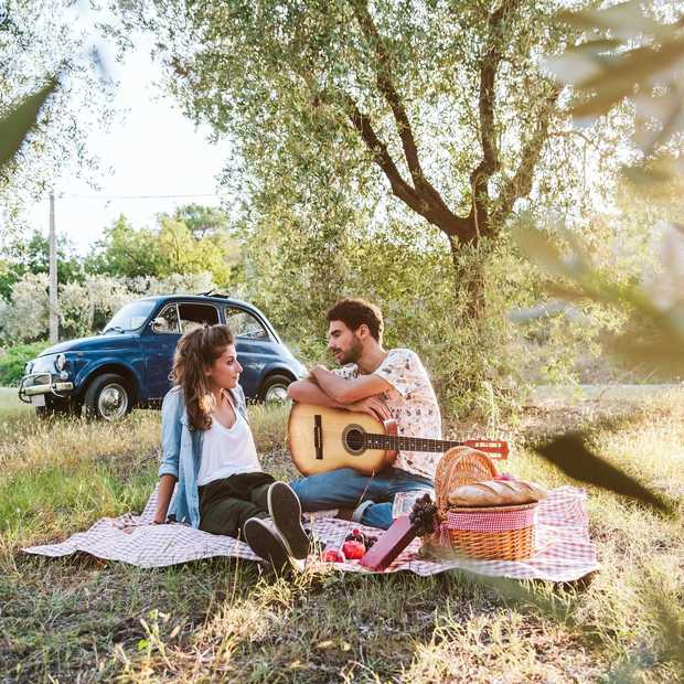 De vier leukste plekken om te picknicken in Nederland
