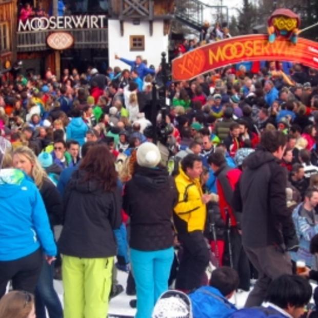 De top 5 beste après-ski bars van Oostenrijk