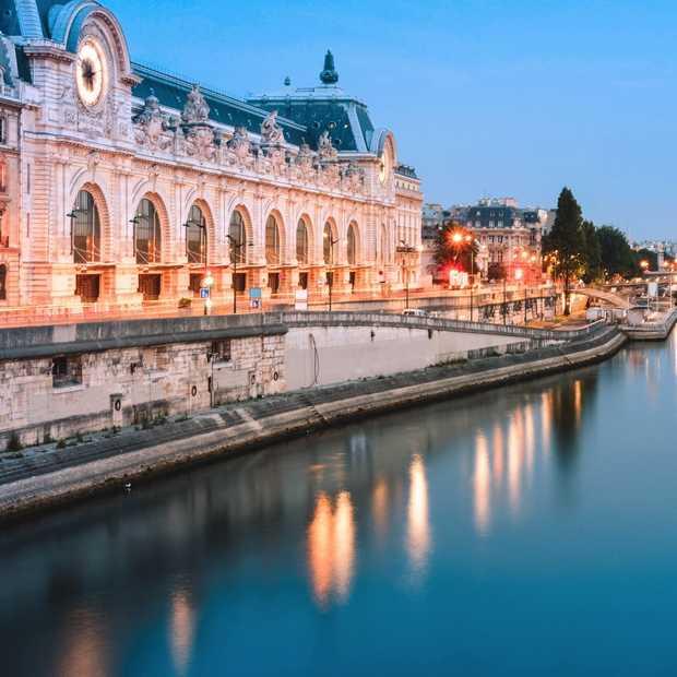 Musee d'Orsay in Parijs is verkozen tot beste museum ter wereld