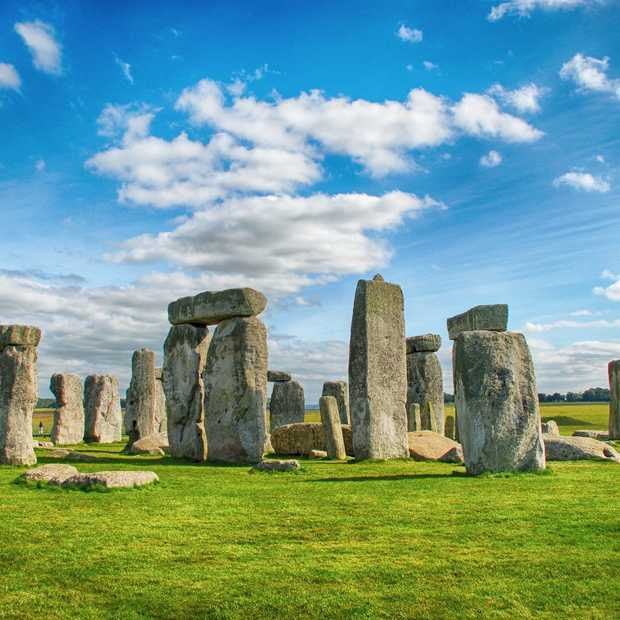 Het mysterie van Stonehenge in Engeland