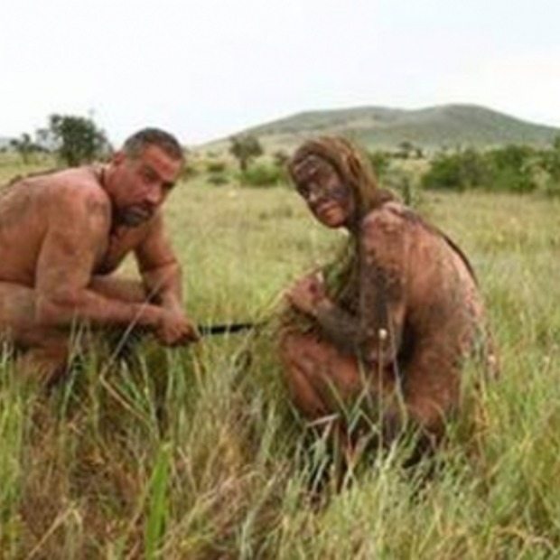 Naked and afraid – Zonder kleren overleven in de extreme wildernis
