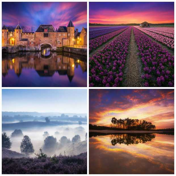 11 foto's die laten zien hoe verschrikkelijk mooi Nederland is!
