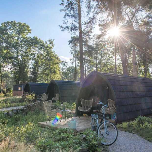 9 keer: bijzonder overnachten in Nederland