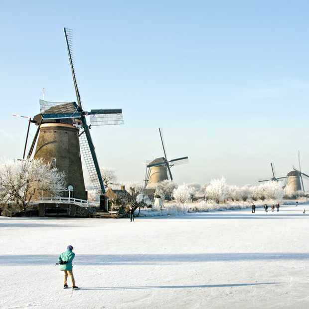 Zo mooi is winter in Nederland in 15 foto's!