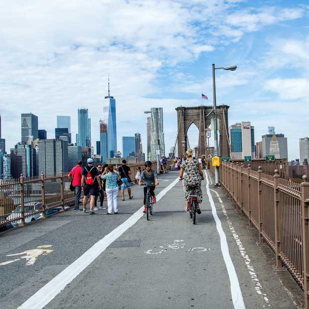 Ontdek wereldstad New York op de fiets!