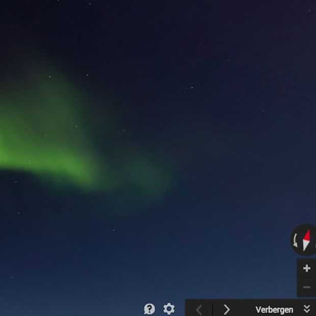 Noorderlicht nu te zien in Google Streetview