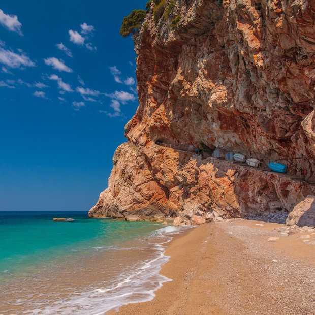 Het Kroatische strand Pasjača is nu de mooiste van Europa