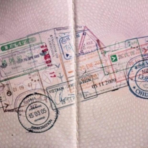 Maak van je paspoort een kunstwerk!