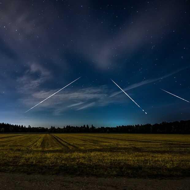 Er is weer een hemel vol vallende sterren in aantocht