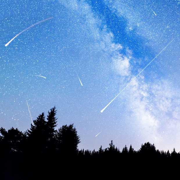 Vannacht kijken: er zijn 85 vallende sterren per uur te zien!