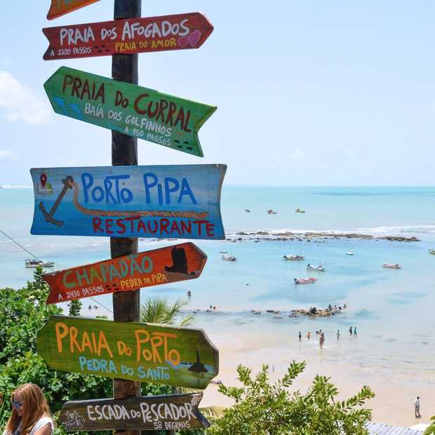 Pipa: hét surfparadijs van Brazilië