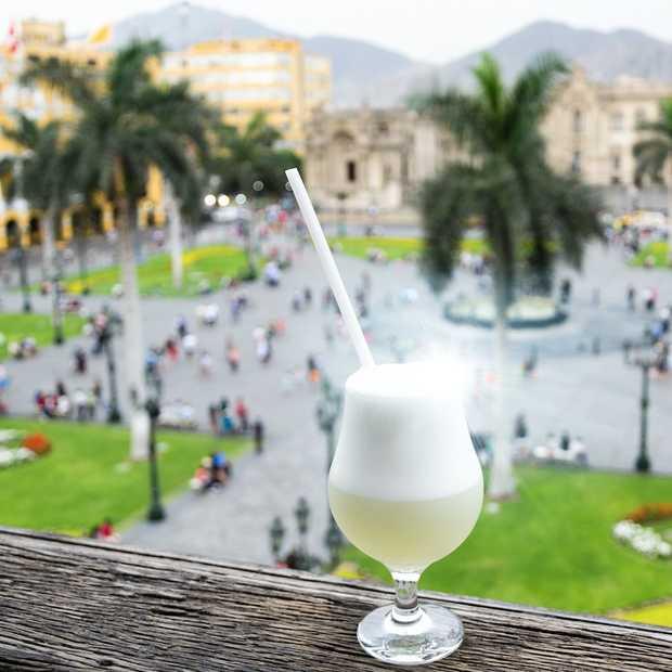 Zo maak je zelf de lekkerste Peruaanse cocktail Pisco Sour!