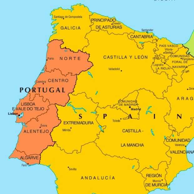 Het Engelse vakantieleven in Portugal