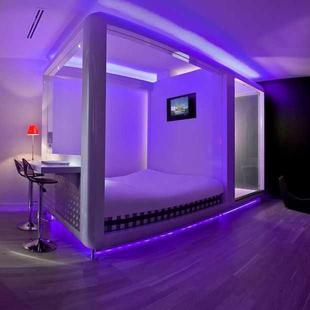 Qbic Hotels: trendy en luxe overnachten voor een goede prijs!