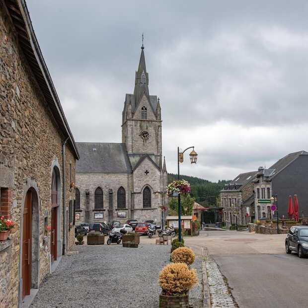 Redu is het boekendorp van de Ardennen