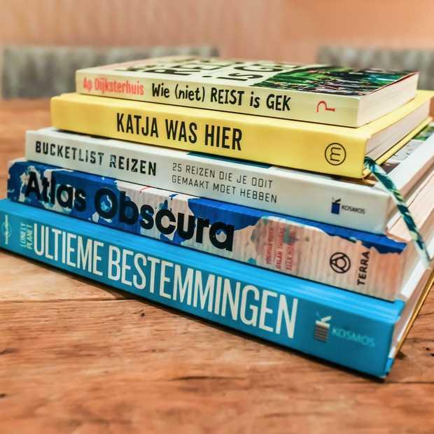 De 15 leukste reisboeken