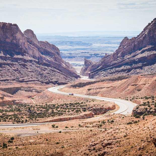 Dit is de ultieme route voor een roadtrip door Amerika