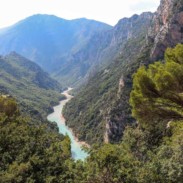Mini-roadtrip door de natuur van Gorges du Verdon in Frankrijk