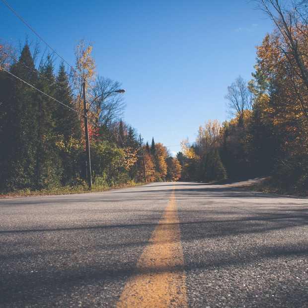 Roadtrip van 16.000 km door de VS met een oude schoolbus