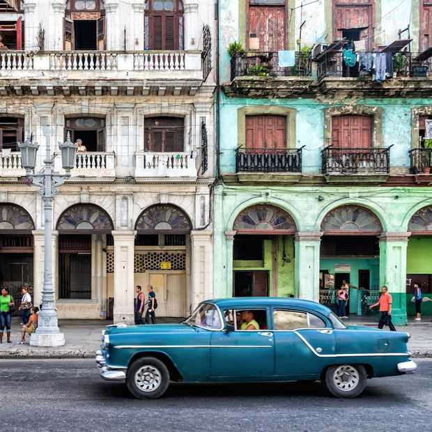 Rondreizen in Cuba: een auto huren of met de bus?
