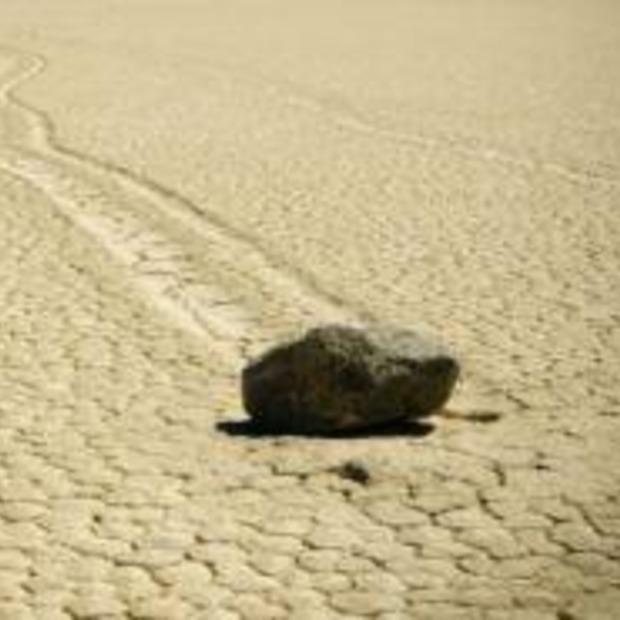 Het mysterie van Death Valley!