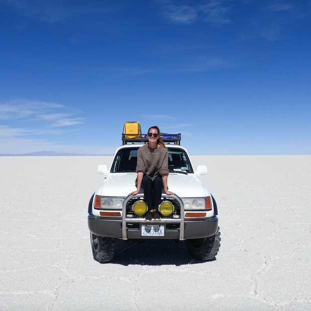 Salar de Uyuni in Bolivia: een buitenaardse plek op aarde