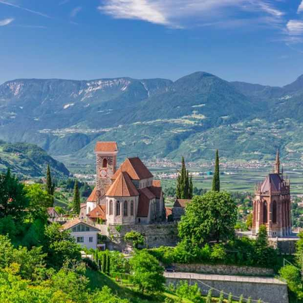 De charme van het Zuid-Tiroolse Scena