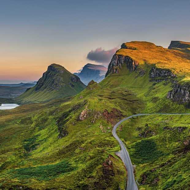 Schotland is uitgeroepen tot het mooiste land ter wereld