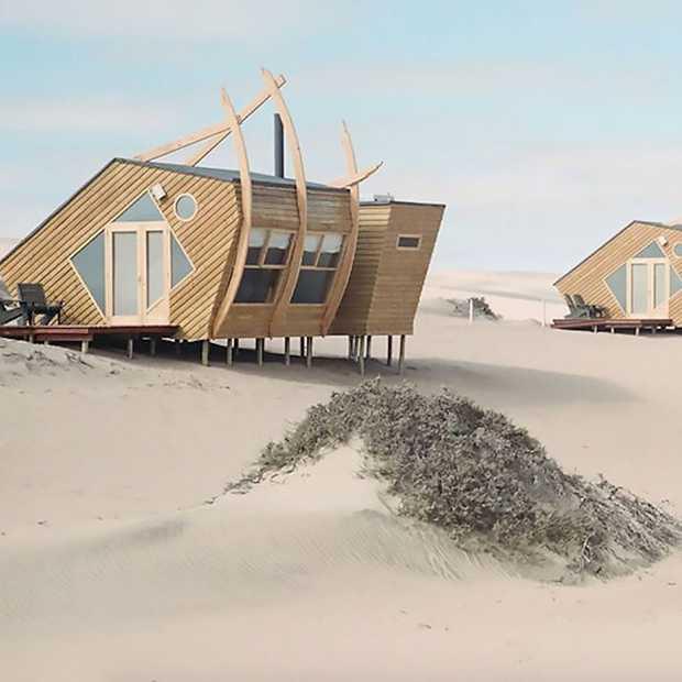 Shipwreck Lodge in Namibië: de ultieme plek om je af te zonderen