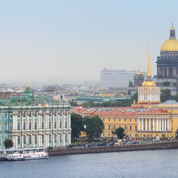 Sint-Petersburg: het bevroren Venetië van het noorden