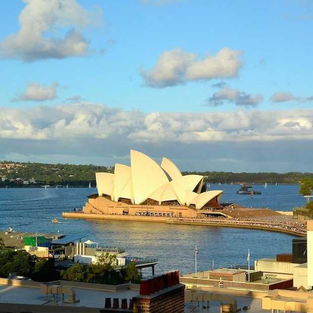 Slapen in Sydney doe je hier